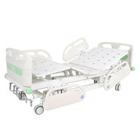 A-40 Five-function Manual ICU Bed
