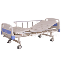 A-77 Two-function Manual Bed with ABS Bed Head