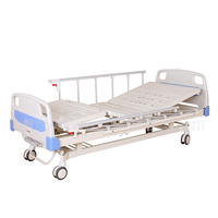 A-50 Two-function Manual Bed with ABS Bed Head