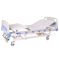 A-49 Three-function Manual Bed