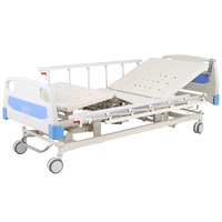 A-8(B) Five-function Electric ICU Hospital Bed