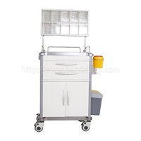 B-115 Anaesthetic Trolley
