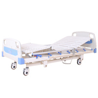 A-20(A) Three-function Electric ICU Bed