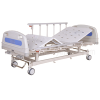 A-52 Two-function Manual Bed with ABS Bed Head