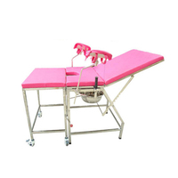 A-171 Stainless Steel Delivery Bed