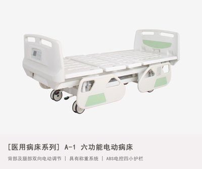 A-1 Six-function Electric Bed